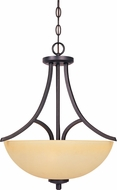 Designers Fountain 83431-ORB Seville Oil Rubbed Bronze Pendant Lighting