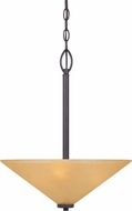 Designers Fountain 83531-ORB Arcadia Oil Rubbed Bronze Lighting Pendant