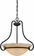 Designers Fountain 84731-NI Lauderhill Natural Iron Hanging Lamp