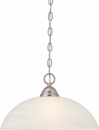 Designers Fountain 85132-SP Kendall Satin Platinum Drop Ceiling Lighting