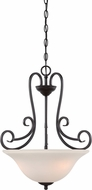 Designers Fountain 85231-ORB Addison Oil Rubbed Bronze Ceiling Pendant Light