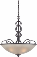 Designers Fountain 85531-NI Tangier Natural Iron Hanging Light