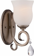 Designers Fountain 86001-ARS Gala Argent Silver Light Sconce