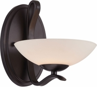 Designers Fountain 86701-ORB Galena Oil Rubbed Bronze Halogen Wall Lighting Sconce