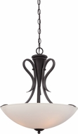 Designers Fountain 86731-ORB Galena Oil Rubbed Bronze Pendant Lamp