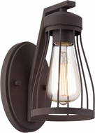 Designers Fountain 86801-BZ Brooklyn Bronze Wall Sconce Lighting