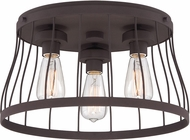 Designers Fountain 86821-BZ Brooklyn Bronze Ceiling Lighting