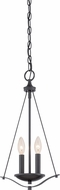 Designers Fountain 86930-BBR Cassina Biscayne Bronze Mini Hanging Light