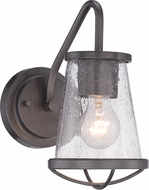 Designers Fountain 87001-WI Darby Weathered Iron Wall Lighting Fixture