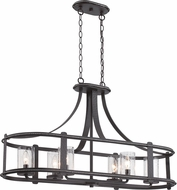 Designers Fountain 87538-APW Palencia Artisan Pardo Wash Kitchen Island Light Fixture
