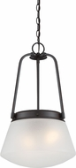 Designers Fountain 87731-SB Mason Satin Bronze Pendant Light Fixture
