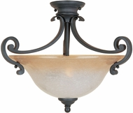 Designers Fountain 96111-NI Barcelona Natural Iron Ceiling Lighting Fixture