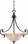 Designers Fountain 96131-NI Barcelona Natural Iron Pendant Lamp