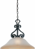 Designers Fountain 96132-NI Barcelona Natural Iron Hanging Lamp