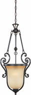 Designers Fountain 96151-NI Barcelona Natural Iron Entryway Light Fixture