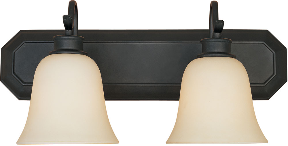 Oil Rubbed Bronze Bathroom Vanity Ceiling Lights: Designers Fountain 96902-ORB Montego Oil Rubbed Bronze 2