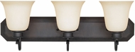 Designers Fountain 96903-ORB Montego Oil Rubbed Bronze 3-Light Bath Sconce