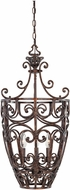 Designers Fountain 97551-BU Amherst Burnt Umber Foyer Lighting