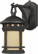 Designers Fountain ES2370-AM-ORB Sedona Oil Rubbed Bronze Fluorescent Outdoor Wall Light Fixture