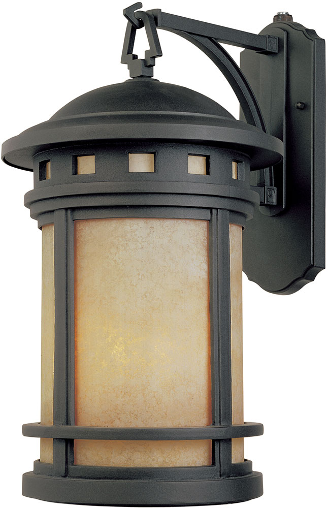 Fluorescent Exterior Wall Lights : Designers Fountain ES2371-AM-ORB Sedona Oil Rubbed Bronze Fluorescent Exterior Lighting Wall ...
