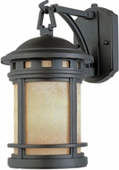 Designers Fountain ES2391-AM-ORB Sedona Oil Rubbed Bronze Fluorescent Outdoor Wall Sconce Lighting