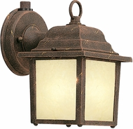 Designers Fountain ES2861-AM-AG Builder Cast Aluminum Traditional Autumn Gold Fluorescent Outdoor Wall Mounted Lamp
