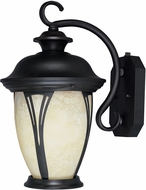 Designers Fountain ES30521-AM-BZ Westchester Bronze Fluorescent Outdoor Wall Lighting Fixture