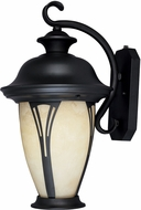 Designers Fountain ES30531-AM-BZ Westchester Bronze Fluorescent Exterior Wall Light Sconce