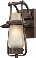 Designers Fountain ES32021-FBZ Stonyridge Flemish Bronze Fluorescent Exterior Wall Lamp