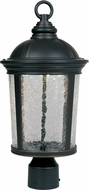 Designers Fountain LED21346-ABP Winston Aged Bronze Patina LED Exterior Post Lighting Fixture