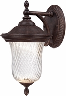 Designers Fountain LED22021-MBZ Wellington Mystic Bronze LED Outdoor Wall Sconce Light