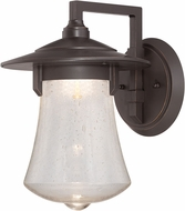 Designers Fountain LED22521-ABP Paxton Aged Bronze Patina LED Exterior 8  Lighting Sconce