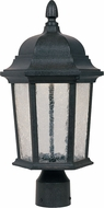 Designers Fountain LED2776-DWD Abbington Driftwood LED Exterior Post Lamp