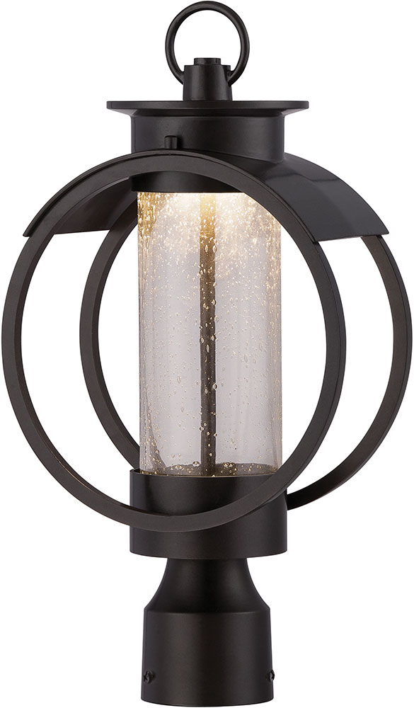 Designers Fountain Led32826 Bnb Arbor Contemporary Burnished Bronze Led Exterior Lighting Post Light Loading Zoom