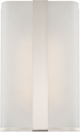 Designers Fountain LED6070-SP Urban Modern Satin Platinum LED 5  Lamp Sconce