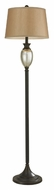 Dimond 113-1141 Caledon Antique Mercury Glass With Bronze Finish 63  Tall Floor Lamp