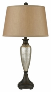 Dimond 113-1142 Caledon Antique Mercury Glass With Bronze Finish 16  Wide Lighting Table Lamp
