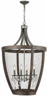 Dimond 1140-034 Renaissance Invention Weathered Zinc Mini Chandelier Lighting