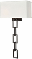 Dimond 1141-092 Anchorage Contemporary Oiled Bronze Light Sconce
