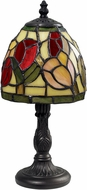 Dimond 126-0011 Mini Tiffany Tiffany Tiffany Lighting Table Lamp