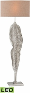 Dimond 8468-083-LED Katerini Contemporary Nickel LED Light Floor Lamp