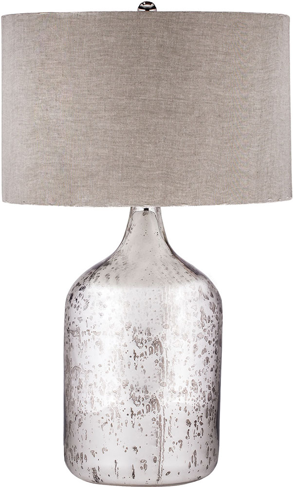 embossed lamps table lamp diondra product concord uttermost glass mercury