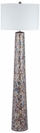 Dimond 8983-043 Byz�ntion Modern Bronze Mosaic Floor Lamp