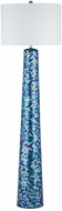 Dimond 8983-044 Aphrodisia Contemporary Turquoise Mosaic Floor Light