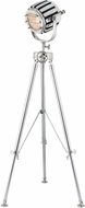 Dimond 8984-004 Modern Nickel / Black / Gold Floor Lamp