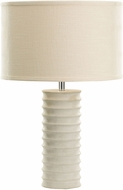 Dimond 8989-006 Contemporary Sand Stone Side Table Lamp