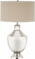 Dimond 8991-001-LED Contemporary Polished Nickel LED Side Table Lamp