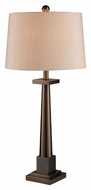 Dimond D1404 Lock Haven Dunbrook Finish 16 Wide Table Lamp
