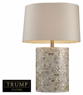Dimond D1413 Sunny Isles Mother Of Pearl Finish 27 Tall Table Lamp Lighting