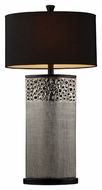 Dimond D1490 Bellevue Contemporary Silver Plated Finish 16 Wide Table Lamp